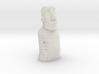 Easter Island gradient 3d printed