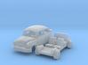 Fiat Abarth 850 TC Corsa (TT 1:120) 3d printed