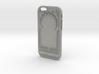 Art Nouveau Iphone 6 Case 3d printed