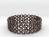 Ring Bracelet Low Polygon 3d printed