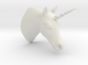 Unicorn Bust 3d printed