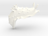 Doris the Nudibranch 3d printed