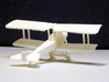 Sikorsky S-16 with skis [resting position] 3d printed 1:144 Sikorsky S-16 print