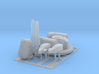 Sea Dart STL Assembly 1 144 3d printed