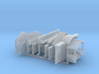6mm Facades Pack 3d printed