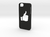 Iphone 5/5s thumbs up case  3d printed