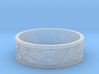 Laurel Wreath Ring 3d printed