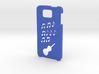 Samsung Galaxy Alpha Music case 3d printed