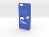 Iphone 6 Exotic case 3d printed