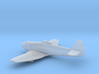 Hawker Sea Fury 1 To 400 3d printed