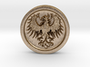 Resident Evil 2: Eagle medal 3d printed