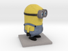 Minion Despicable Me 3d printed