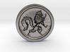 Resident Evil 2: Wolf medal 3d printed