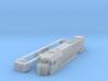 GP40tc locomotive in 1:160 scale 3d printed
