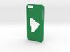 Iphone 6 Brazil Case 3d printed