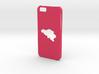 Iphone 6 Belgium Case 3d printed