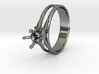 Design Ring 18.20 Mm For Diamond 5.2 Mm Model Futu 3d printed