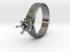 Design Ring Ø18.20 Mm For Diamond Ø5.2 Mm Model F2 3d printed