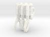3 Mechanical Servo Claw Arms 3d printed