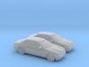 1/160 1998 Jaguar S Type 3d printed