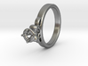 Ø20.4 Mm Diamond Ring Ø4.8 Mm Fit with bow 3d printed