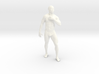 Strong male body 004 scale in 10cm 3d printed