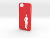 iPhone 5/5s Case Charlie Chaplin 3d printed