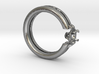 17.50 Mm Diamond Ring 4.8 Mm Fit Model Open 3d printed