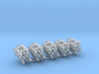 Railway Spikes (5 Pack) 1:12 Scale 3d printed