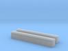 2 x N Scale Motorail - FGW Conversion 3d printed