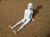 Cyclops Bjd Tiny Doll Parts 3d printed