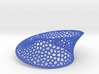 Mobius strip Voronoi (5½ in) 3d printed