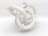 Figure8Knot And Sliding Tori 7 12 2015 3d printed