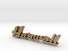 Hanwell (Marshall) Quad Speaker - Logo Badge 3d printed