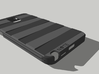 Galaxy Note3 Striped Case  3d printed