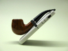"""Cariband case for iPhone 5/5s, """"holds stuff"""" 3d printed This is not a pipe, but it can hold one."""