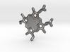 Heme-group KeyChain 3d printed