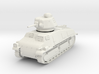 PV86A Somua S35 Cavalry Tank (28mm) 3d printed