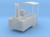 HOe Decauville style steam loco 3d printed