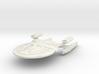Ares Class Assault Cruiser 3d printed