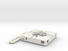 T-65-wagon-turntable-24d-75-plus-base-flat-1a 3d printed
