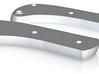1:6 scale Winkler Knife Handles 3d printed