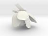 Magnolia Comb 3d printed