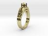 Ø0.877 inch-Ø22.29 Mm Diamond Ring Ø0.208 inch-Ø5. 3d printed