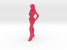 Showgirl #2 3d printed