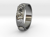 Sea Shell Ring 1 - US-Size 10 1/2 (20.20 mm) 3d printed