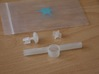 Bow Thruster, small, 6mm channel diameter 3d printed parts of the printed set