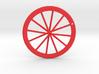 Wheel Pendant V2 3d printed