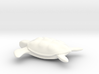 Sea Turtle Sculpture 3d printed