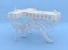 Dark eldar haemonculus laboratory table.  3d printed